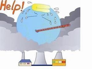 全球变暖对呼吸系统疾病患者不利