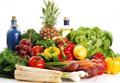 食物中缺乏膳食纤维易致哮喘