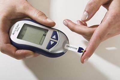 随机血糖值与2型糖尿病风险强烈相关
