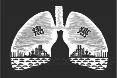 PM2.5污染与肺癌关系密切