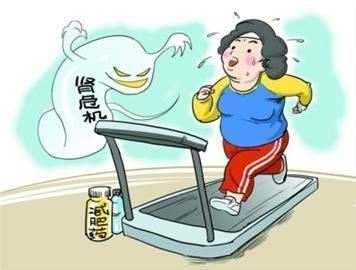 老年人肥胖当心肾病