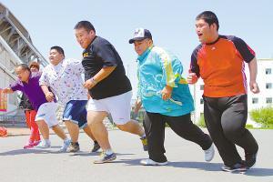 胖人多走路 预防糖尿病?